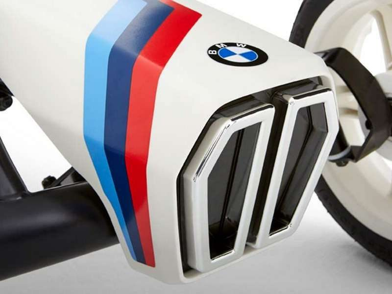 BMW STREET RACER Front