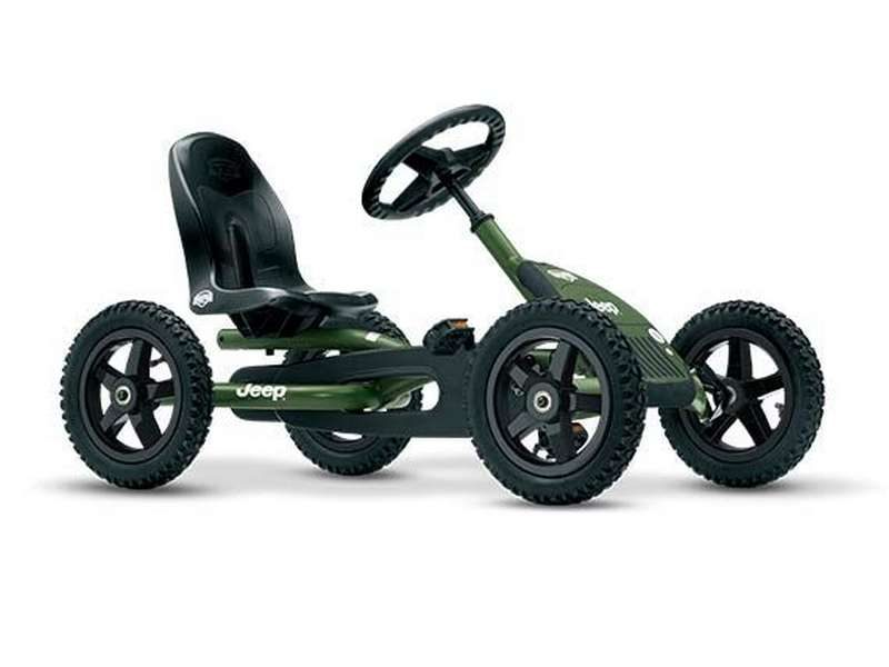 BERG BUDDY JEEP® JUNIOR PEDAL GO-KART