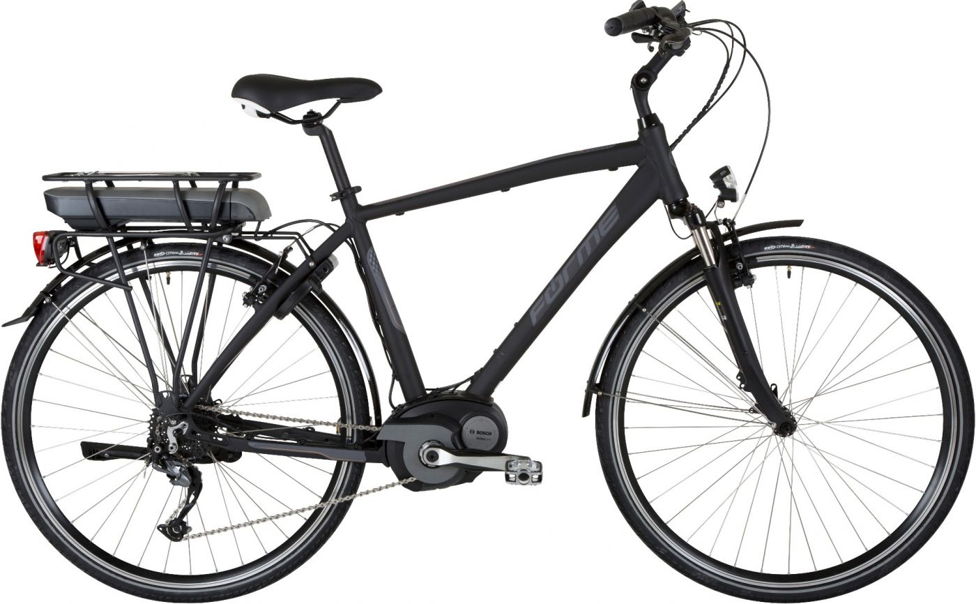 Buxton 1 Electric Hybrid Bike