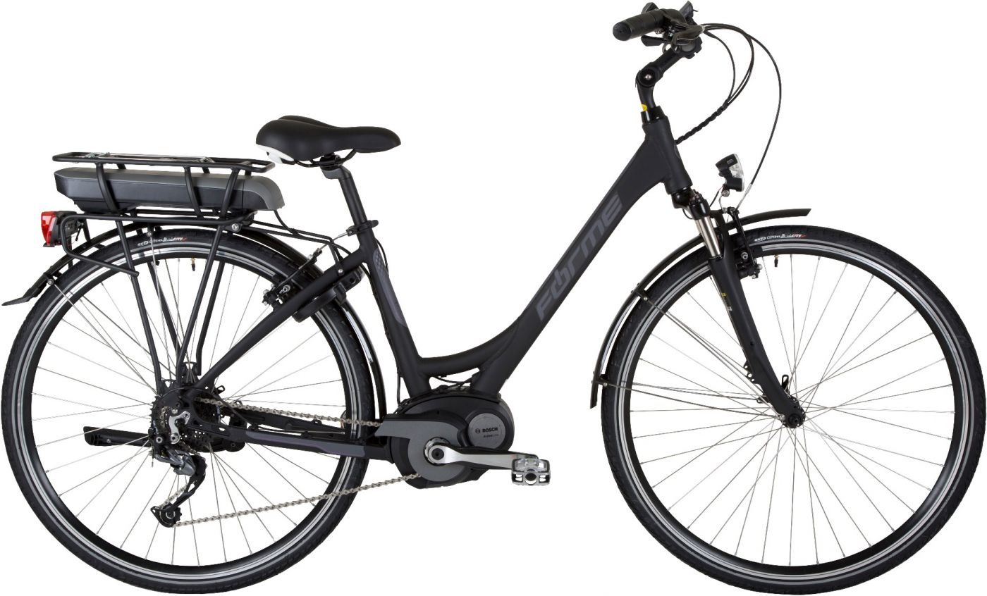 Buxton 1FE Electric Hybrid Bike