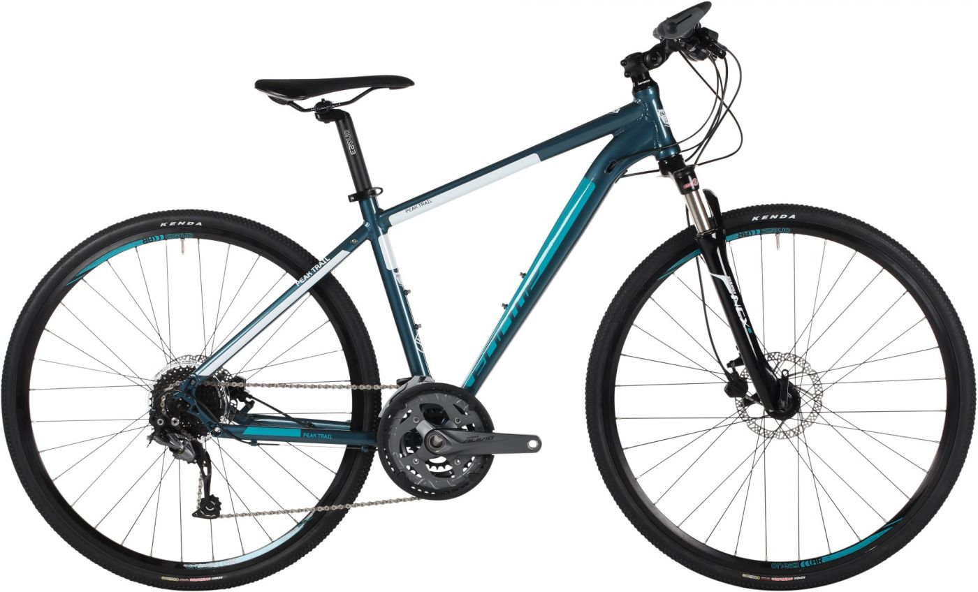 Peak Trail 1 Hybrid Bike