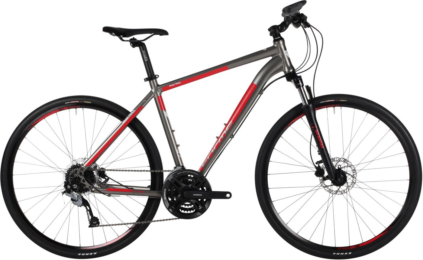 Peak Trail 2 Hybrid Bike