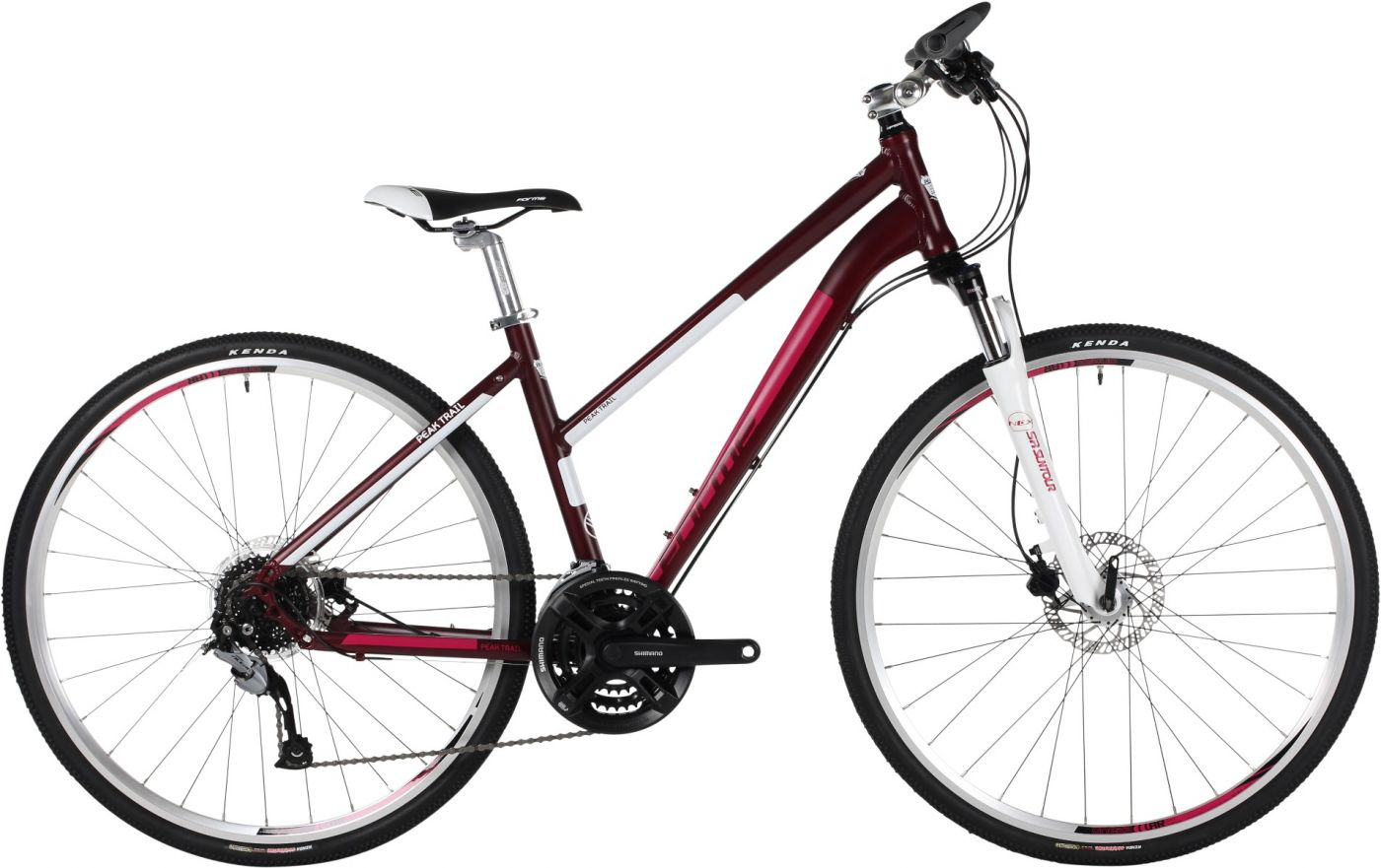 Peak Trail 1 FE Hybrid Bike