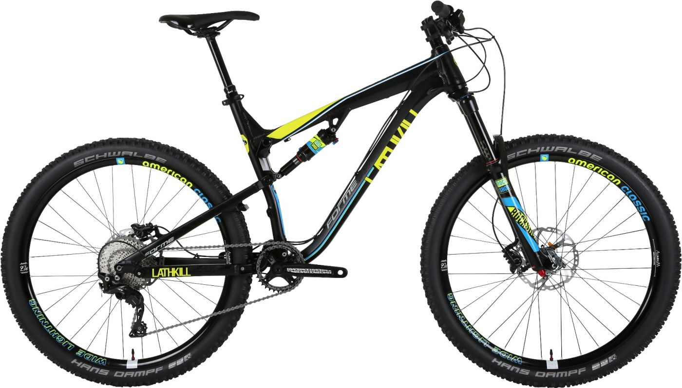 "Lathkill LTD 27.5"" Mountain Bike"