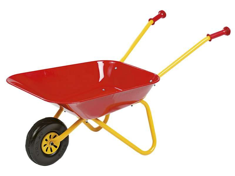 RollyMetal Wheelbarrow