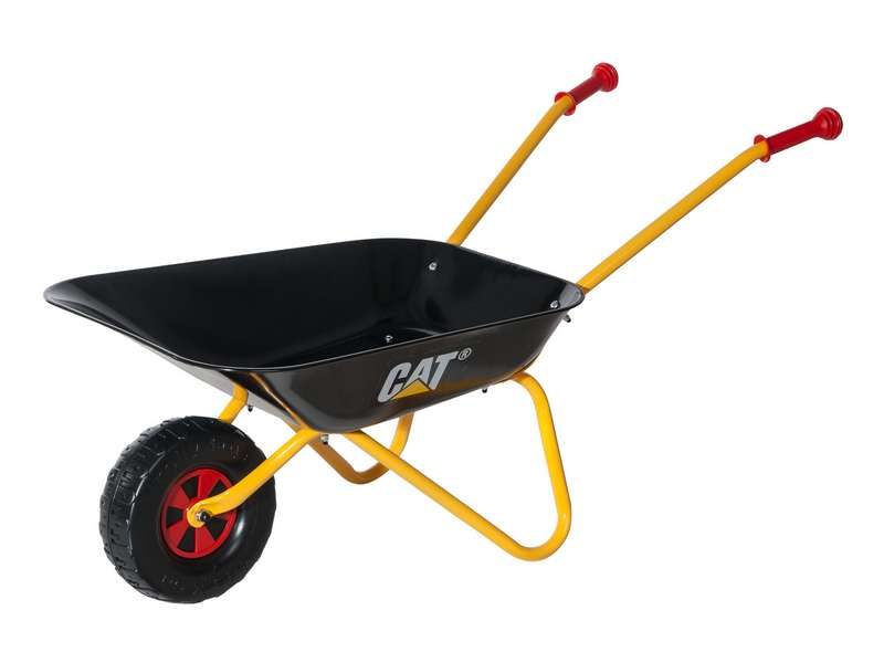 Rolly Metal Wheelbarrow CAT