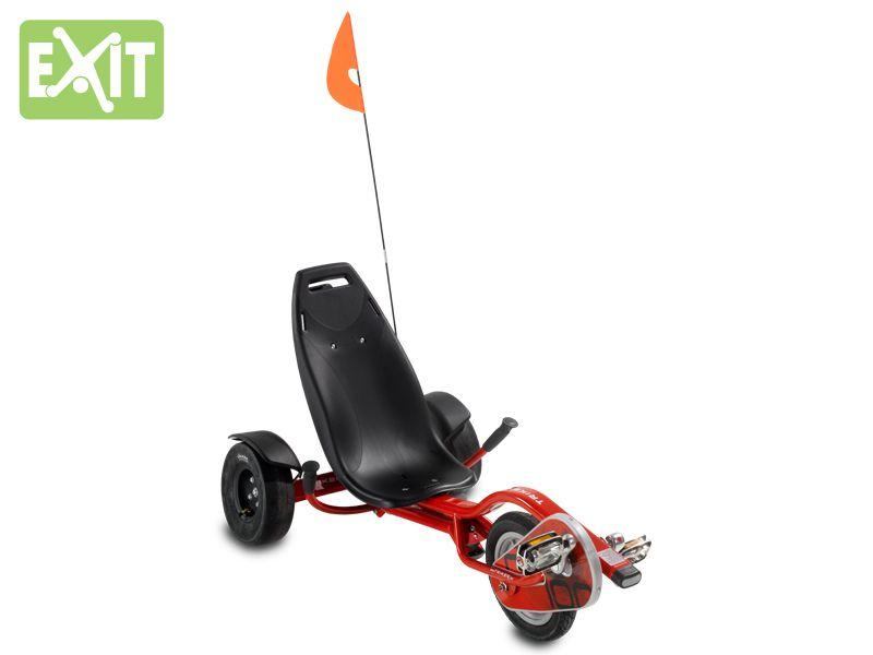 20.20.00.01 EXIT Triker Pro 100 Red 2
