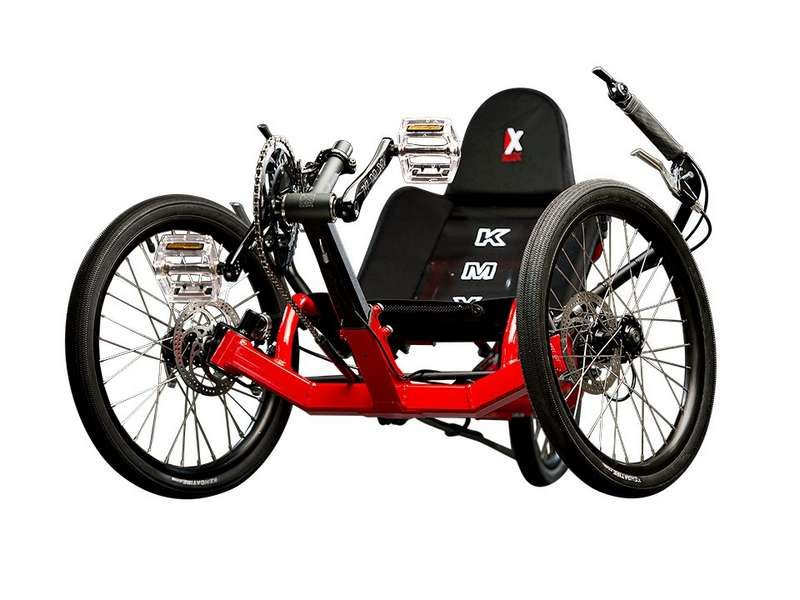KMX Koyote Adults Sports Trike