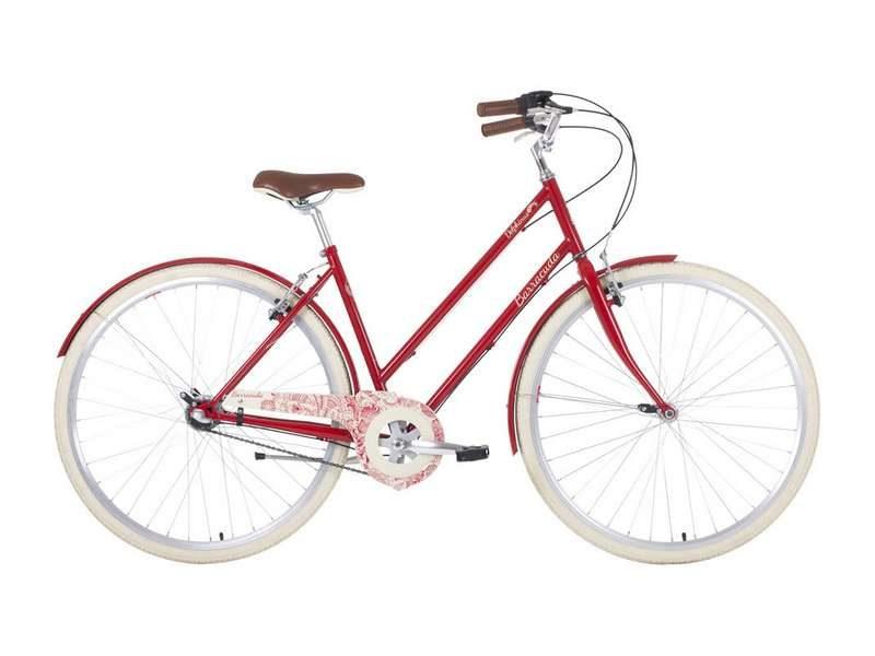 Delphinus 3 700c Red