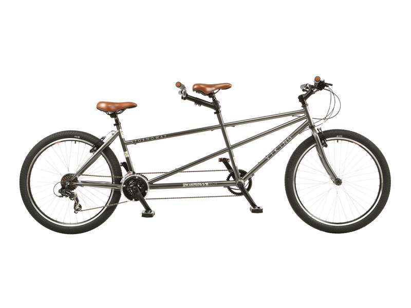 19/17″ VIKING STORNOWAY, 26″ WHEEL 21 SPEED TANDEM BIKE (VN265)