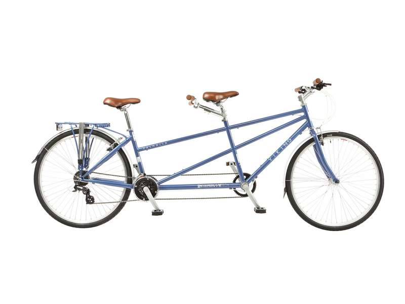 19/16″ VIKING VALHALLA, 26″ WHEEL 21 SPEED TANDEM BIKE (VN267)