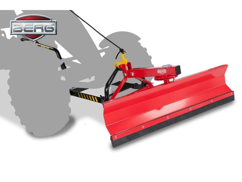 BERG Dozer Blade + Front Or Rear Lifting Unit