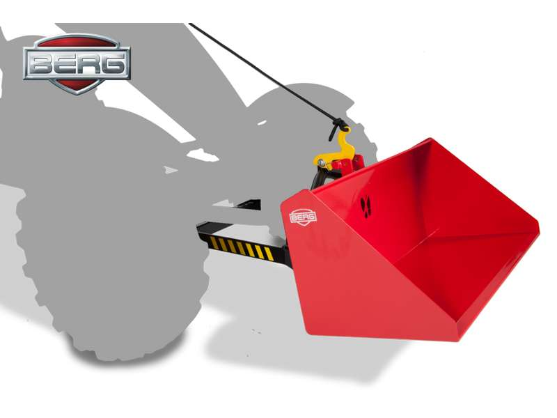 BERG LIFT BUCKET + Front Or Rear Lifting Unit