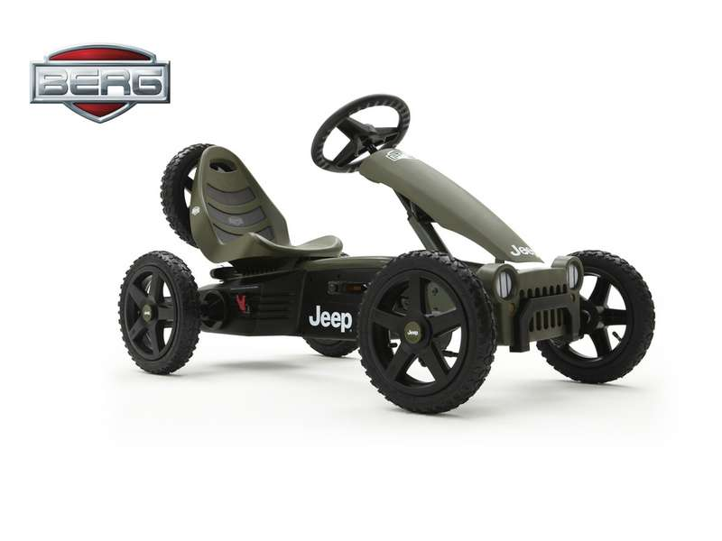 JEEP® ADVENTURE PEDAL-GOKART