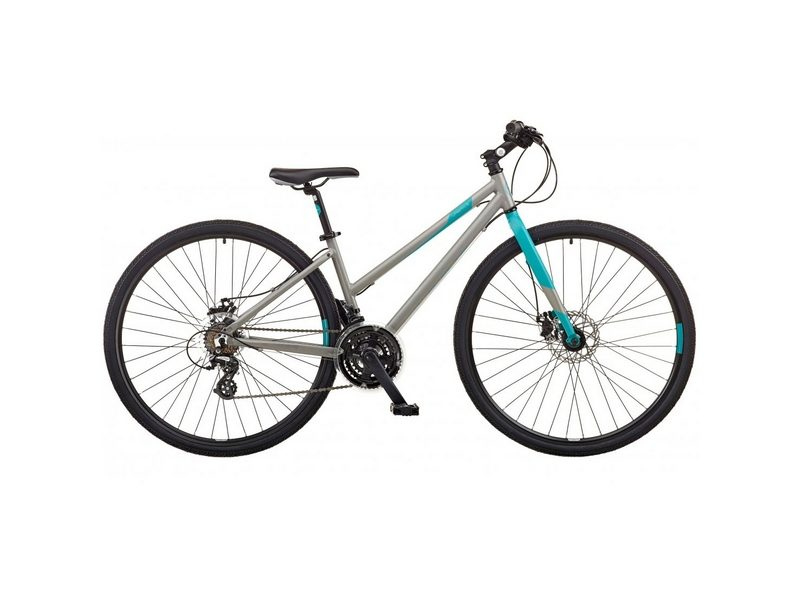 Viking Urban-S 17″ Ladies Hybrid Bike (VN509)