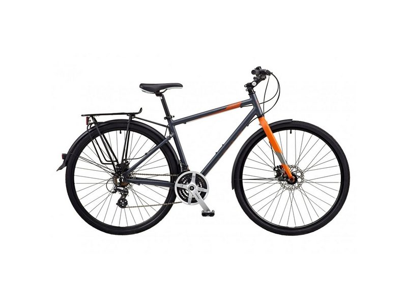 Viking Urban-X 18″ Gents Hybrid Bike (VN504)