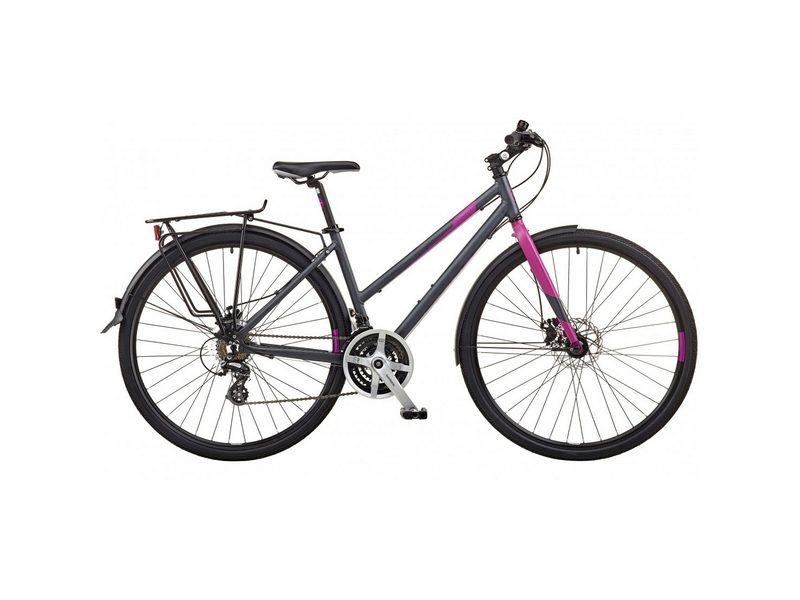 Viking Urban-X Ladies 17″ Trekking Bike (VN511)