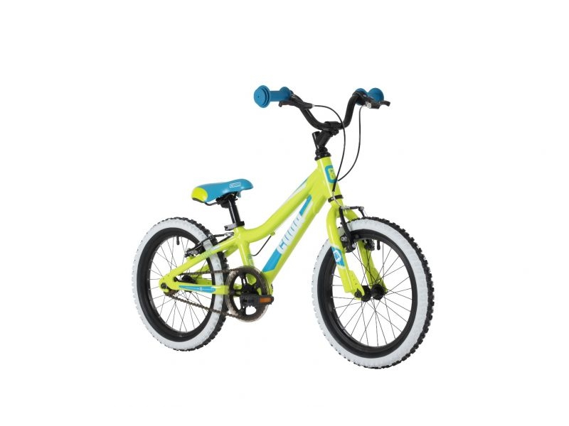 Cuda Blox Pavement Bike Green 16″ With Stabilisers