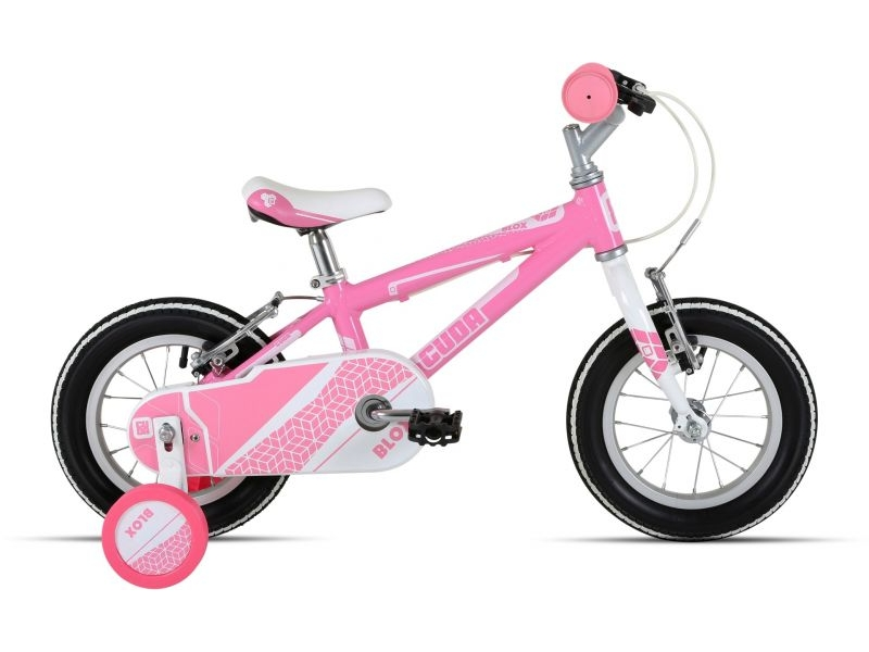 Cuda Blox 12″ Girls Pavement Bike