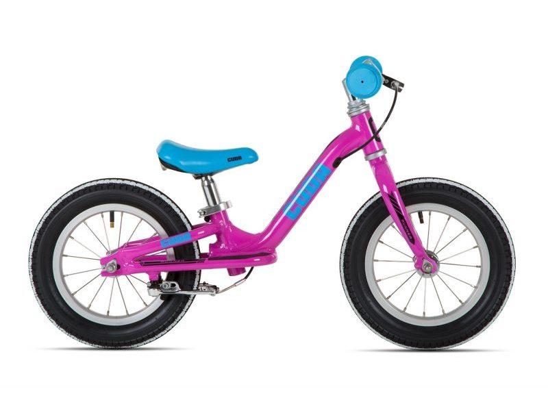 Cuda Runner Balance Bike – Pink – 12″