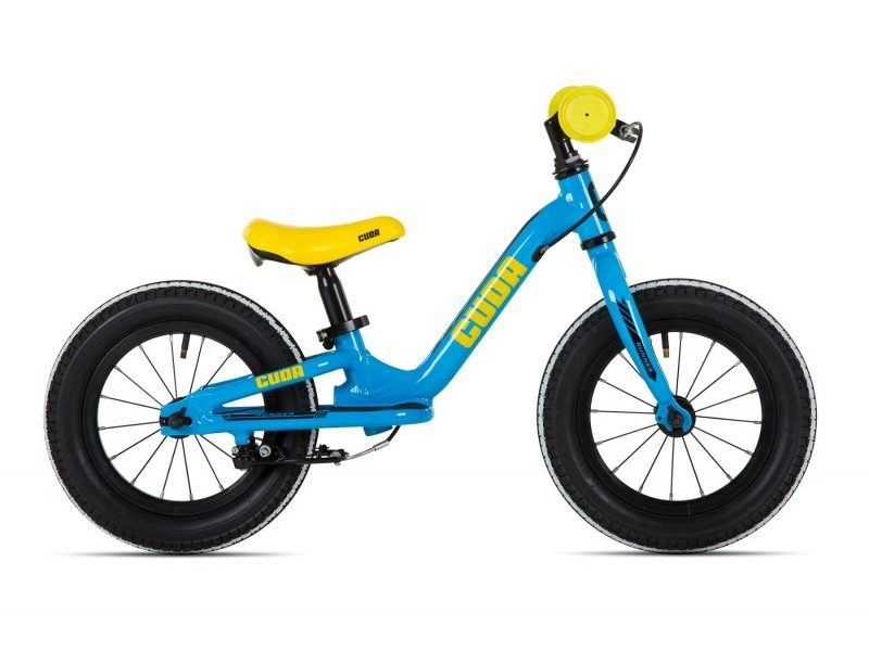 Cuda Runner Balance Bike – Blue – 12″