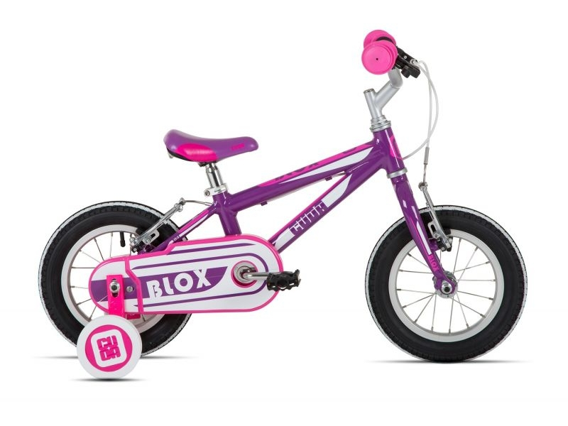 Cuda Blox Pavement Bike – Purple – 12″