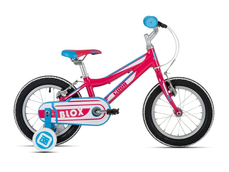 Cuda Blox Pavement Bike – Pink – 14″