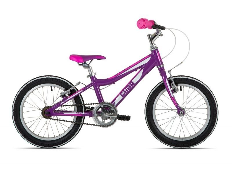 Cuda Blox Pavement Bike Purple 16″