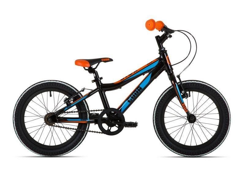Cuda Blox Pavement Bike – Black – 16″