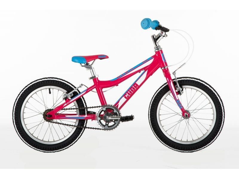 Cuda Blox Pavement Bike – Pink – 16″