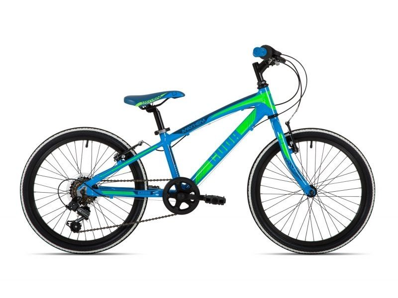 Cuda Mayhem Junior Bike – Blue – 20″