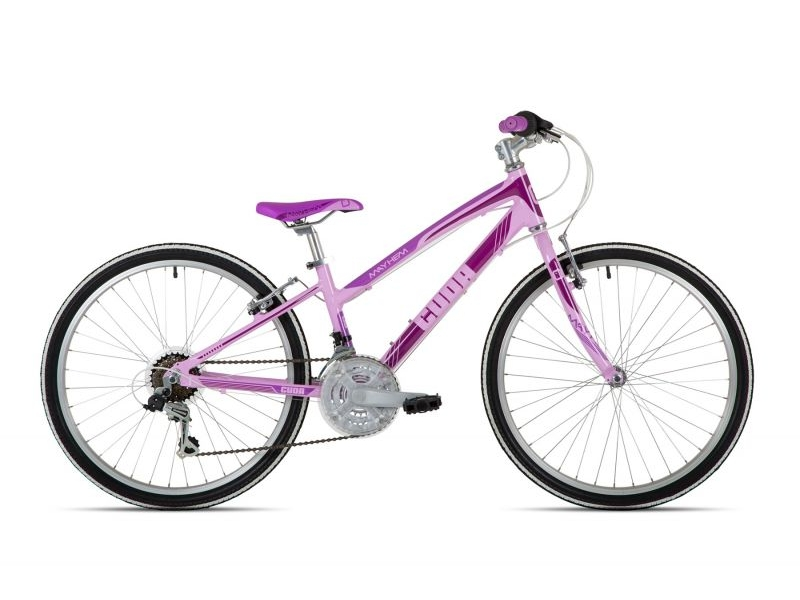 Cuda Mayhem Junior Bike – Purple – 24″