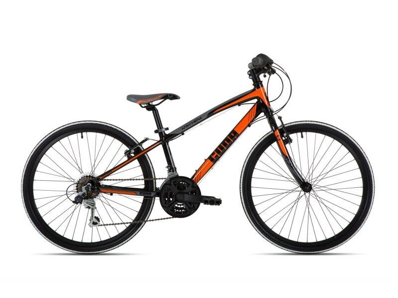 Cuda Mayhem Junior Bike – Black – 24″