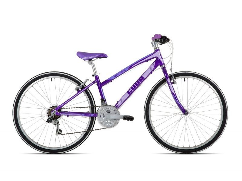 Cuda Mayhem Junior Bike – Purple – 26″