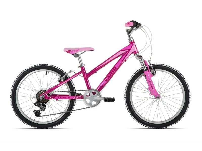 Cuda Kinetic Junior Bike – Purple – 20″