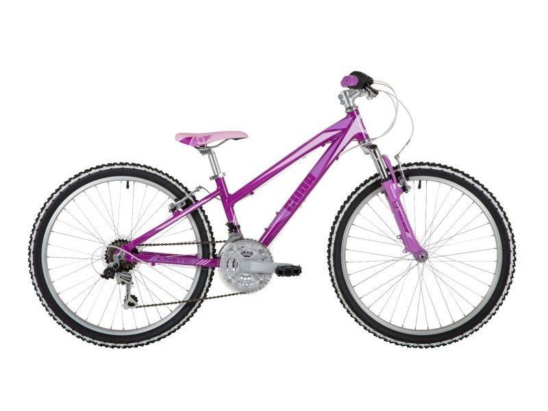 Cuda Kinetic Junior Bike – Purple – 24″