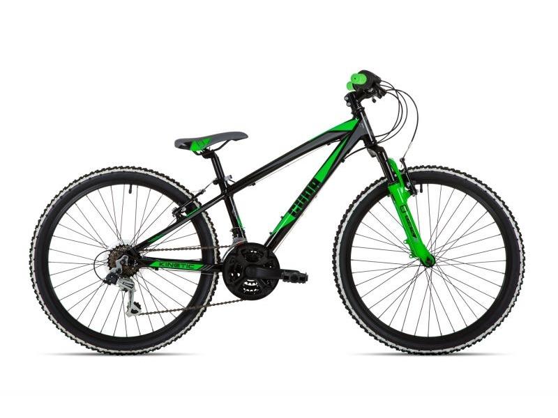 Cuda Kinetic Junior Bike – Black – 24″