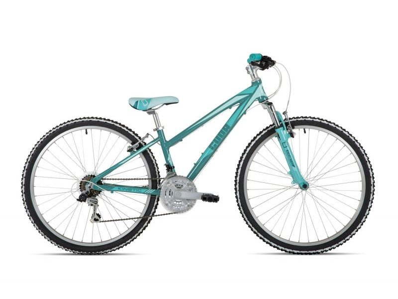 Cuda Kinetic Junior Bike – Turquoise – 26″
