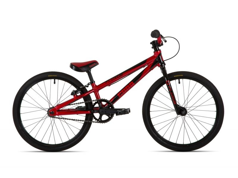Cuda Fluxus Micro BMX Race Bike 18″ Red/Black