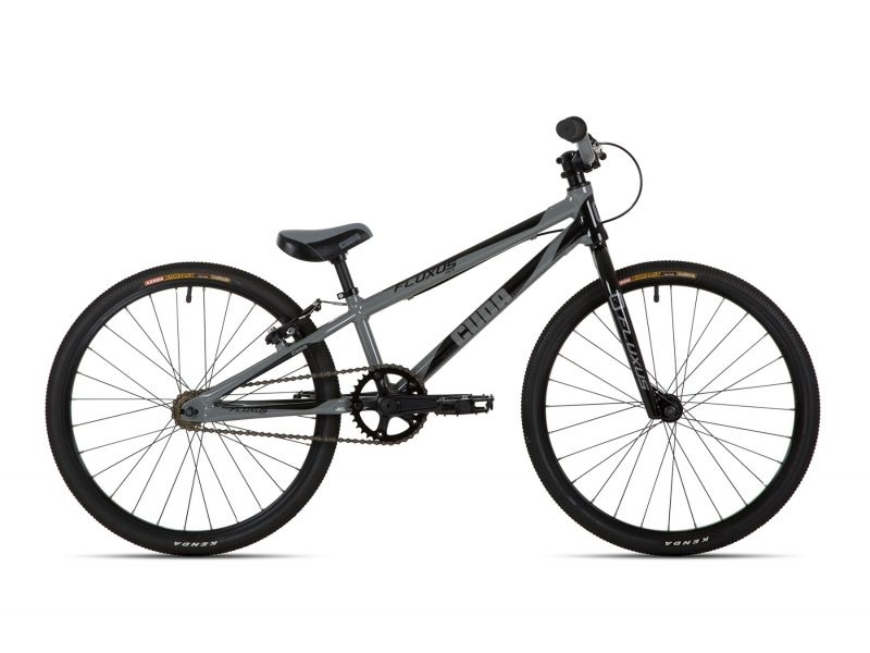 Cuda Fluxus Micro BMX Race Bike 18″ Grey/Black