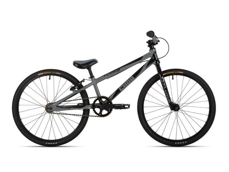 Cuda Fluxus Mini BMX Race Bike 20″ Grey/Black