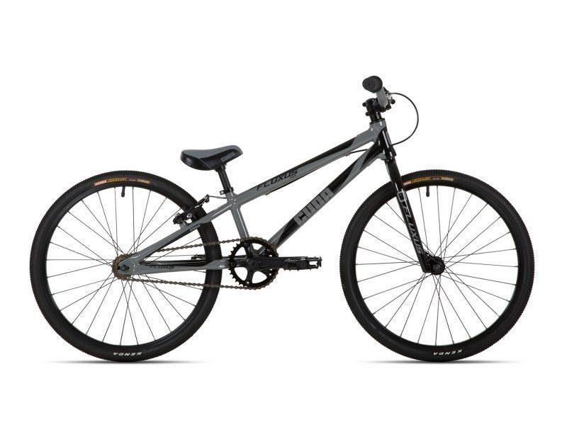 Cuda Fluxus Expert BMX Race Bike 20″ Grey/Black