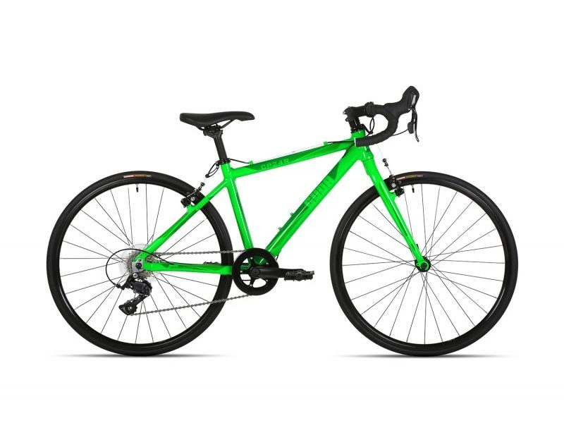 Cuda CP24R Junior Road/CX Bike Green