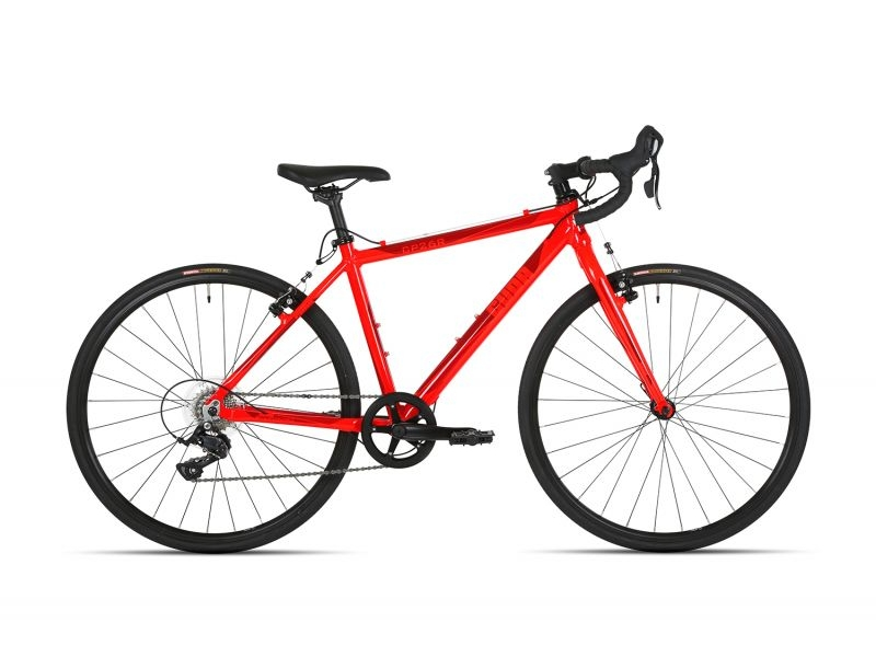 Cuda CP26R Junior Road/CX Bike Red