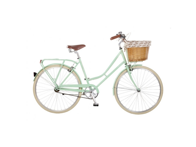 19″ Ryedale Harper, 26″ Wheel Ladies Heritage Bike, Peppermint (RYD11)