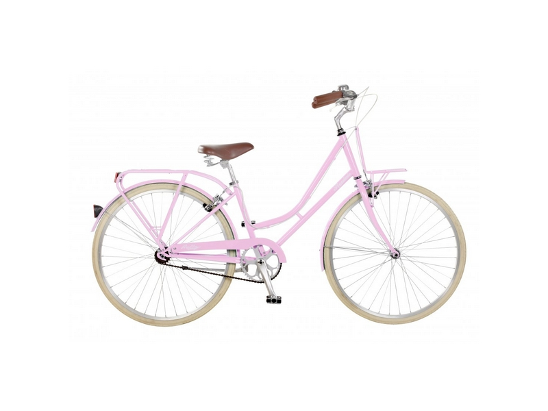 19″ Ryedale Holly, 26″ Wheel Ladies Heritage Bike, Candyfloss (RYD06)