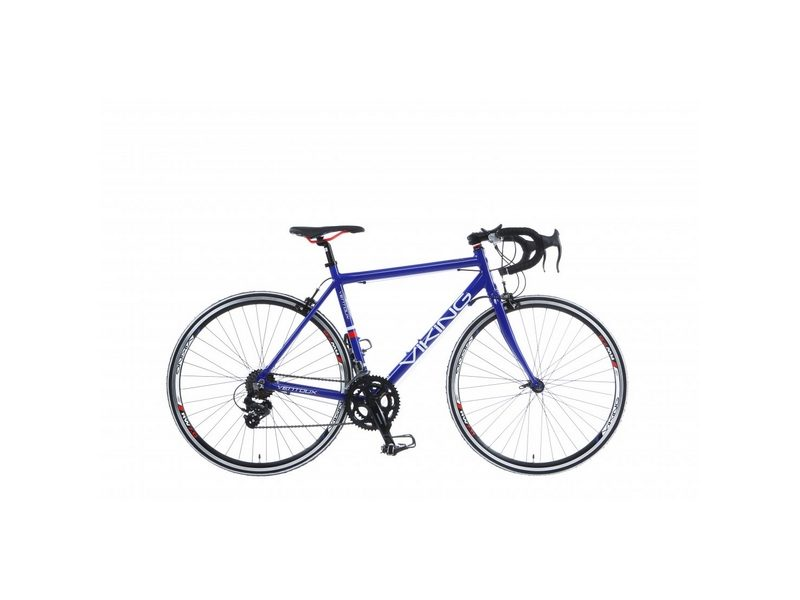 56cm Viking Ventoux 100, Alloy, 14 Speed, 700c Wheel Gents, Blue (VN356)