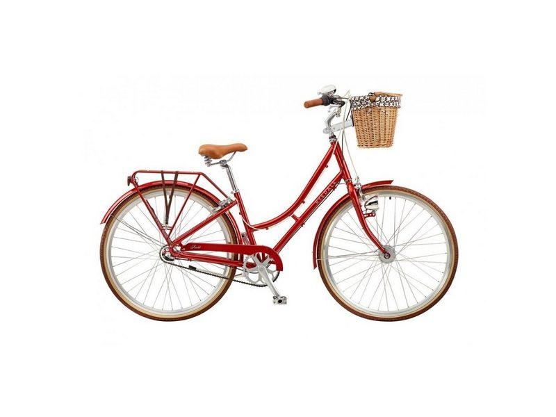 Ryedale Scarlet 700C Wheel 3 Speed Ladies Heritage Bike 16″ (RYD056)