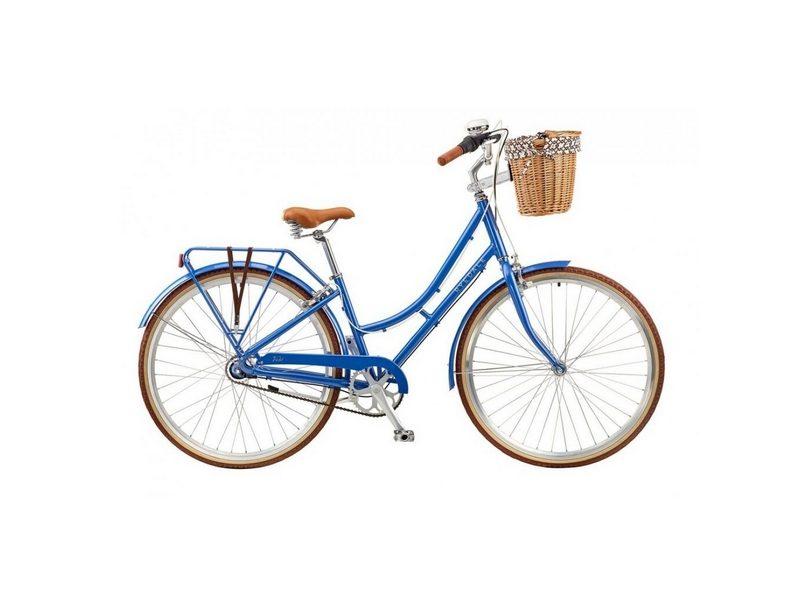 Ryedale Violet 700C Wheel 7 Speed Ladies Heritage Bike 16″ (RYD058)