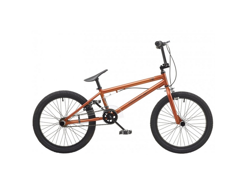 Rooster Core 9.25″ Frame 20″ Wheel Boys BMX Bike Matt Copper (RS168)